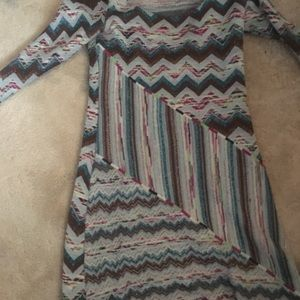 Multi color Missoni dress